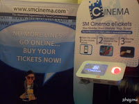 SM Cinema And Globe Telecom: Your Mobile Phone As Your Movie Ticket