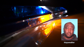 Man arrested for alleged involvement in January armed robbery at Jonesboro McDonald's