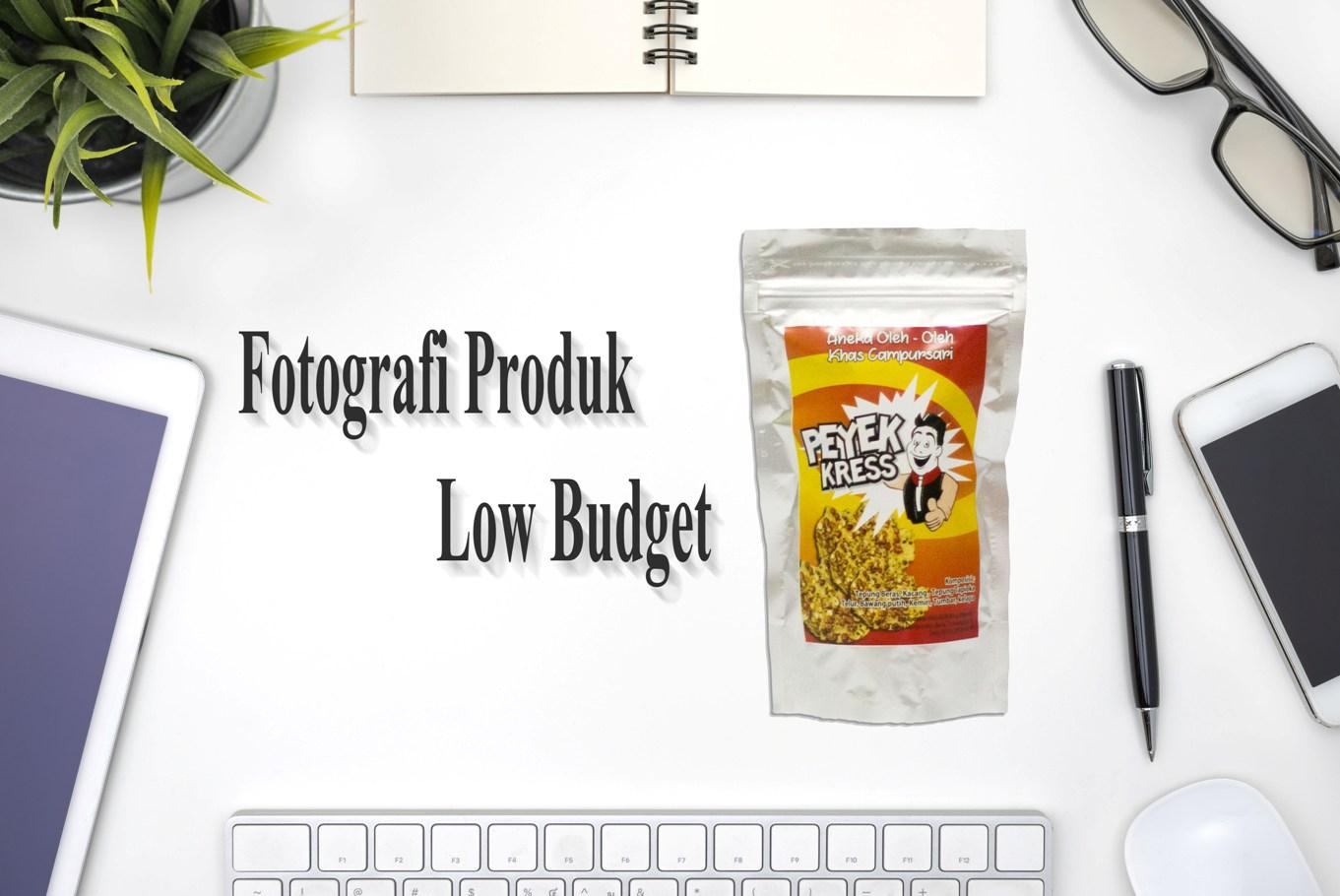 fotografi produk low budget