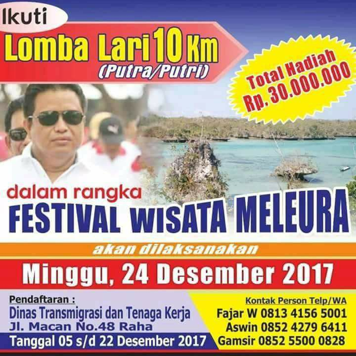 Festival Wisata Meleura • 2017