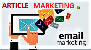 EARN FROM EMAIL OR ARTICLE MARKETING