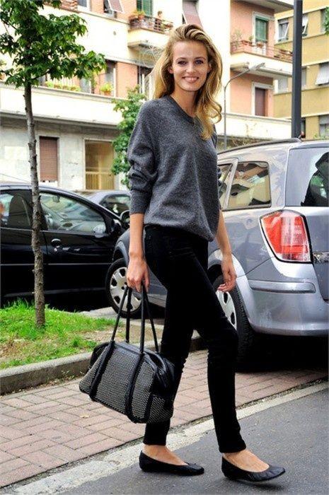 28cdeed34458 Με τι παπούτσια θα συνδυάσεις τα στενά τζιν παντελόνια; | statusvoice.gr