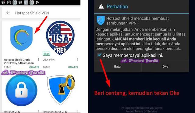 Menghilangkan Blokir Internet Positif Untuk Smartphone atau Android