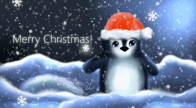 Cute Merry Christmas Wallpapers For iPhone iPad