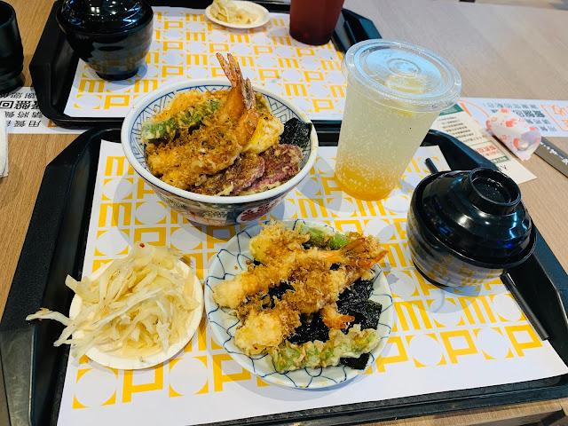 金澤半之助天丼-嫩雞海老天丼