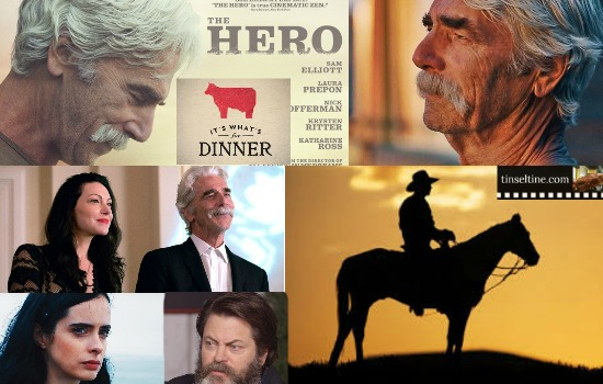 The Hero, insider look at the movie industry from the prospective of an aging actor