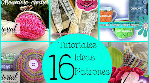 16 Regalos que puedes tejer / Patrones y tutoriales