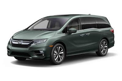 2018 Honda Odyssey Prix et date de sortie
