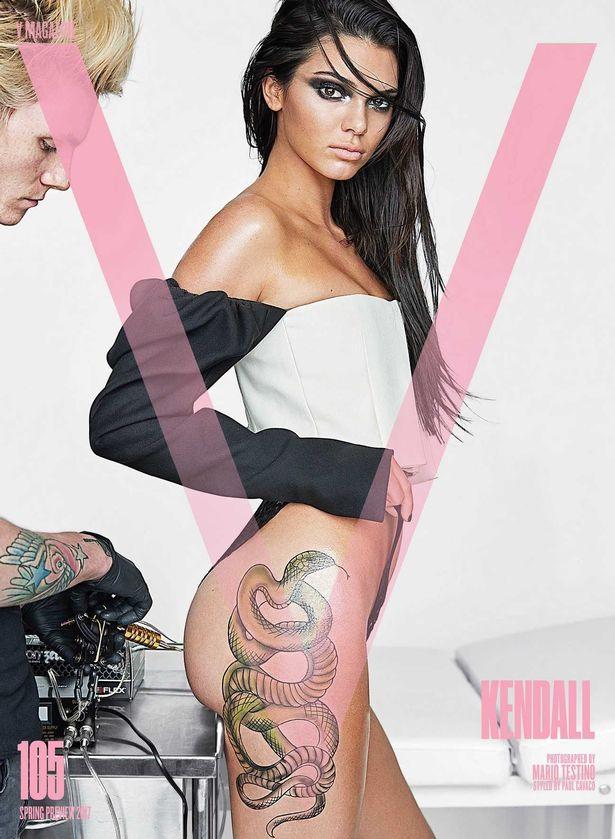Kendall-Jenner-January-2017-issue-of-V-Magazine