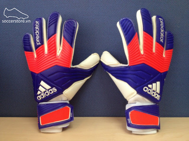 Adidas Predator Pro Class Night Flash- Solar Red- White GK Gloves