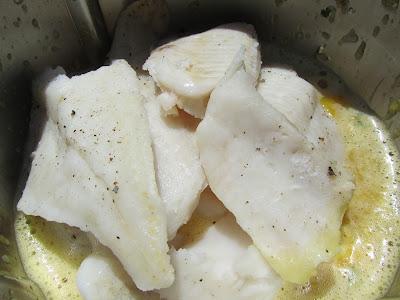 Tortilla de merluza Thermomix