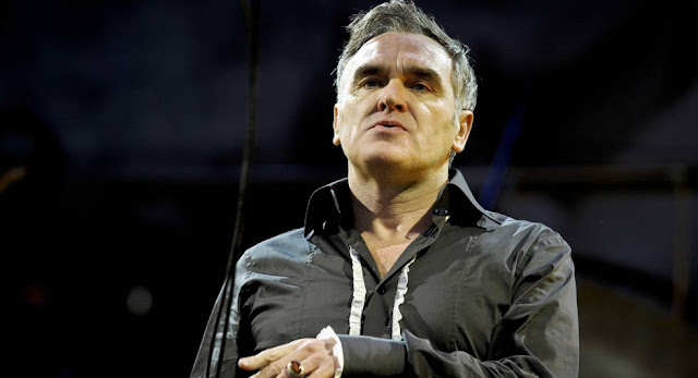 Video: Morrissey - Back on the Chain Gang