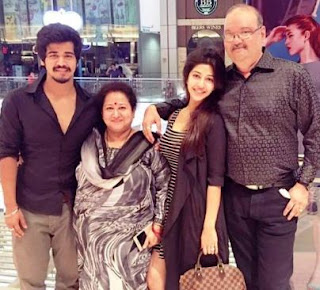 Sonarika Bhadoria Family Husband Parents children's Marriage Photos