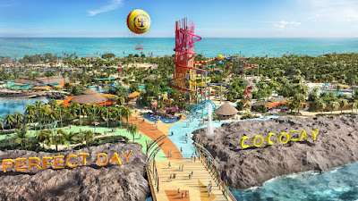 Major Expansion and New Attractions Planned For Royal Caribbean's Private Island - Coco Cay, Bahamas