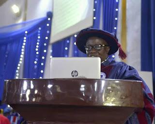 IAUE Graduands Charged to Be Worthy Ambassadors