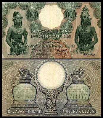 Empat Uang Kertas Termahal Di Indonesia