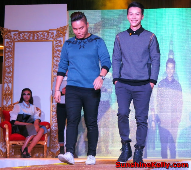 Elegantology, Asian Food Channel, Fashion & Food, New Elegantory Collection Launch, Publika, Solaris Dutamas, fashion show, hayden koh, empire state of men