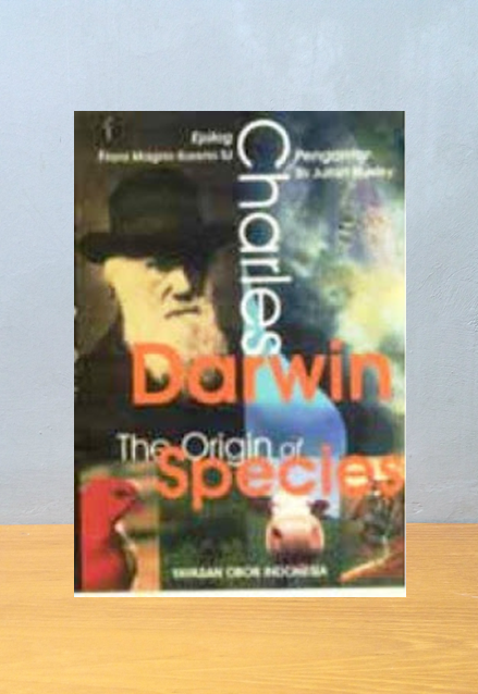 THE ORIGIN OF SPECIES, Charles Darwin