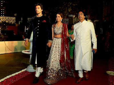 Kunal Kapoor wedding Reception