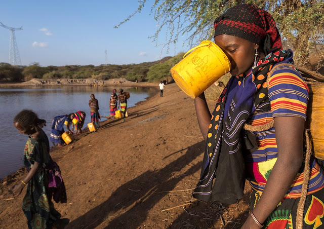 Worst drought in decades hits the Horn of Africa