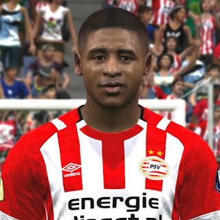 PES 2017 Faces Steven Bergwijn by ABW_FaceEdit
