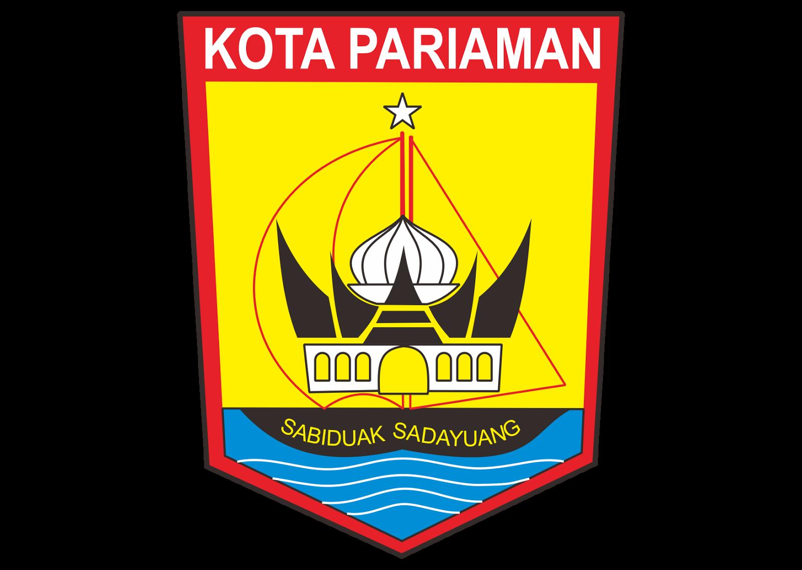 Memahami Makna Logo Daerah Kota Pariaman Media Terobos
