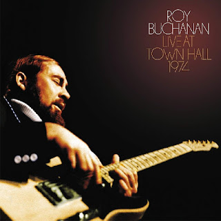 Roy Buchanan's Live at Town Hall 1974