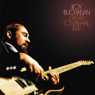 Roy Buchanan's Live at Town Hall 1974