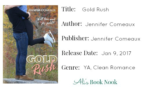 book information about the new release Gold Rush by Jennifer Comeaux