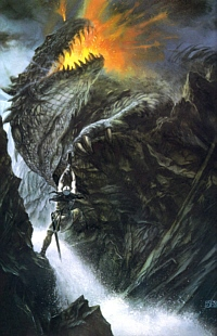 Turin vs Glaurung