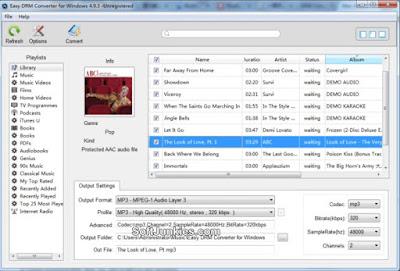 Download Full Setup Easy DRM Converter for Windows 4.10