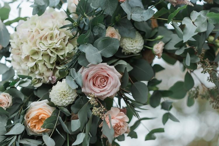 Arche fleurie, cérémonie laïque, fleuriste mariage Lyon, Lyon wedding florist