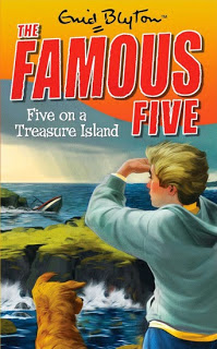 Download free ebook Famous Five 01 - Five On A Treasure Island By Enid Blyton pdf