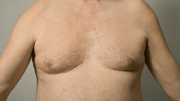 Elimina los senos masculinos en un mes