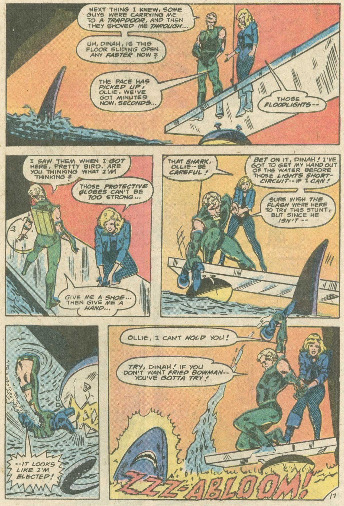 Read online World's Finest Comics comic -  Issue #252 - 50