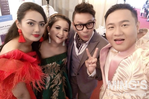 Mc Semarang - Ikapesta Wedding Expo A Million Dreams 2018 Hari 3