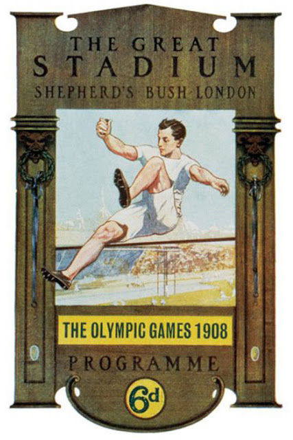 The London Olympics Of 1908