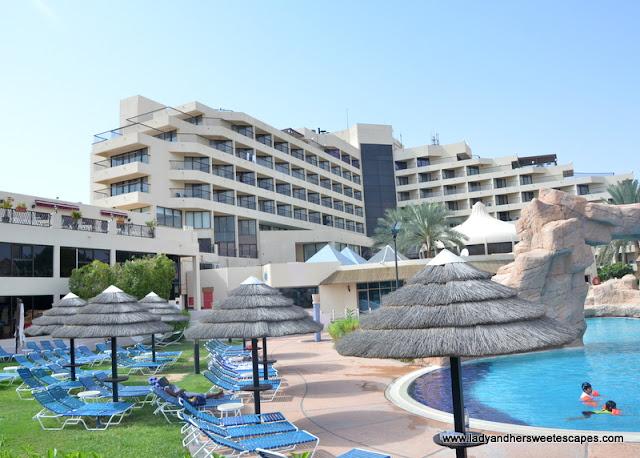 Danat Al Ain Resort in Al Ain
