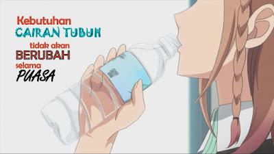 7 Cara Menstabilkan Kebutuhan Air Saat Puasa