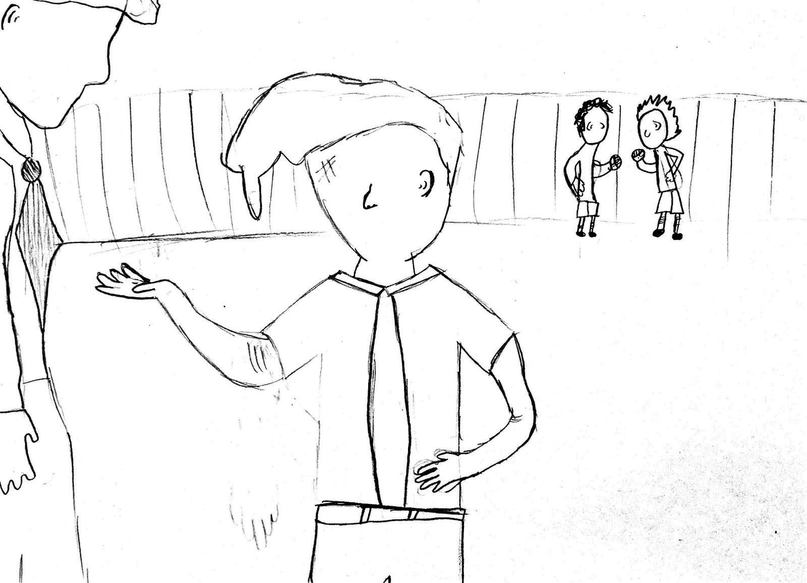The Helpful Art Teacher Cartooning And Animation