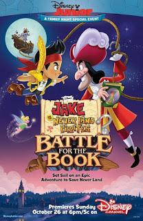 Jake si piratii din Tara de Nicaieri: Lupta pentru cartea magica dublat in romana