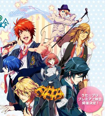 Uta no Prince-sama Maji Love 1000% อุตะปรินซ์ รัก 1000% ของเจ้าชายไอดอล Ep.1-13 End [พากย์ไทย]