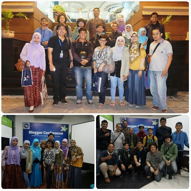 "Februari 2015: BLOGger Medan with XL Axiata ""Blogger Conference"""