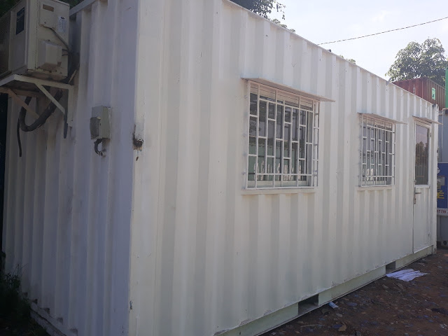 Cho Thuê Container Văn Phòng 20 Feet Về Bình Phước