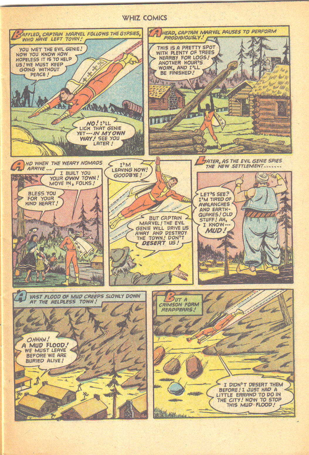 WHIZ Comics issue 147 - Page 7