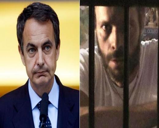 López a Zapatero: no cambio mi libertad por la de Venezuela