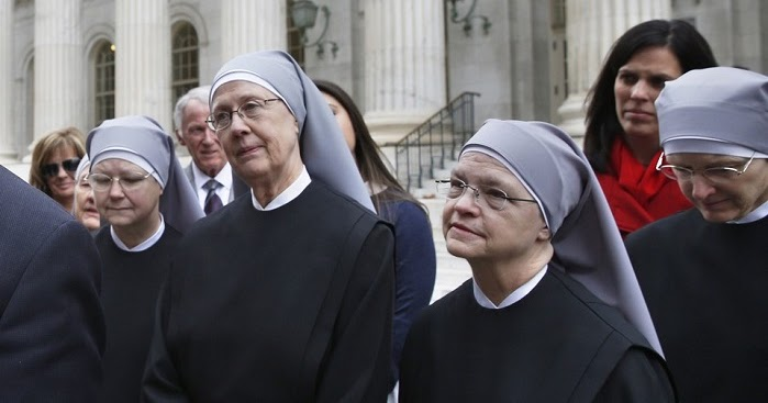 Trump Issues Final Rules Protecting Religious Groups Like Little Sisters of the Poor From Funding Abortions