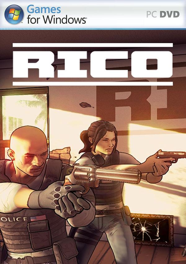 RICO PC Cover