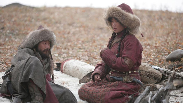 Fotograma: Mongol (2007)