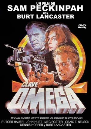 Cover, dvd, caratula: Clave: Omega | 1983 | The Osterman Weekend